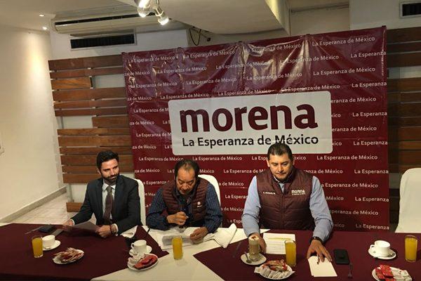 Diputados de Morena por Puebla acusan inconstitucionalidad en Ley de Seguridad Interior
