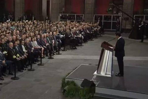 A cinco años de su mandato, Peña Nieto destaca logros en educación, salud y seguridad