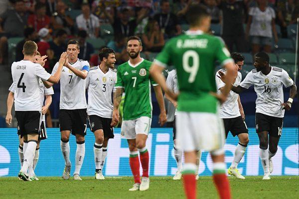 México con estrella distinta ante germanos, suecos y coreanos