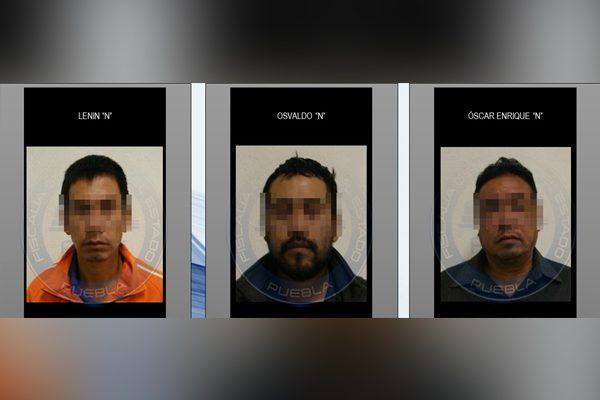 Un exjefe de seguridad, responsable del secuestro de españoles en Puebla