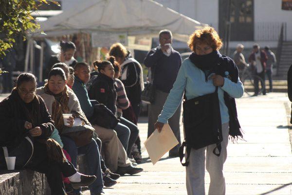 ¡A ponerse doble abrigo! Pronostican más heladas en Puebla