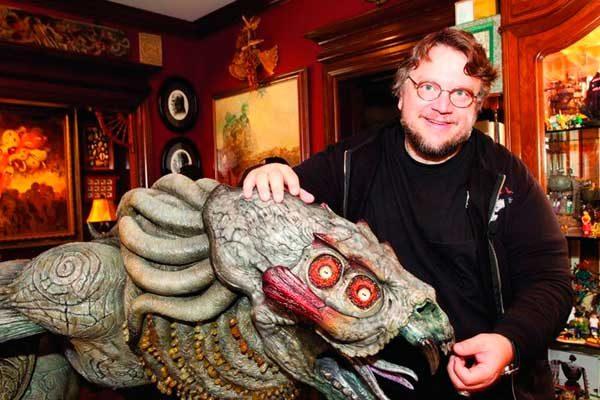 Guillermo del Toro, mexicano arrasador en los Golden Globes