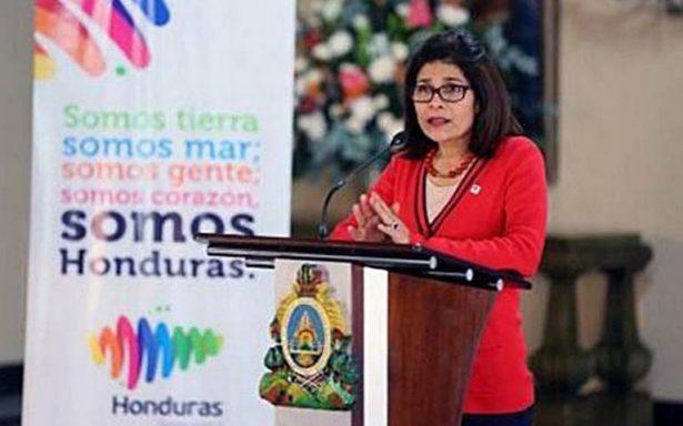 Hermana del presidente de Honduras muere en accidente aéreo