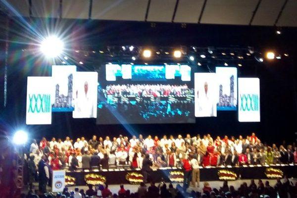 Realizan Congreso Nacional Ordinario de la CTM