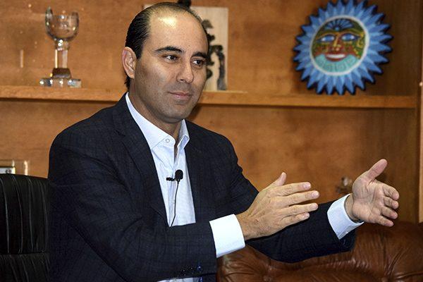 Quien quiera ser candidato debe ser competitivo: Aguilar Chedraui
