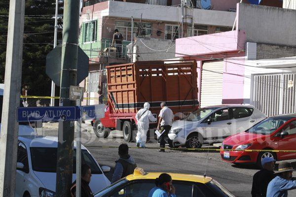 Le quitan la vida a dueño de negocio de reciclaje en Puebla