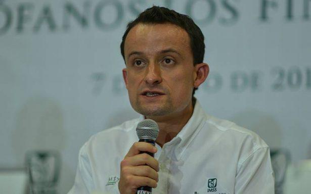 Mikel Arreola se registrará esta noche como precandidato del PRI a la CDMX