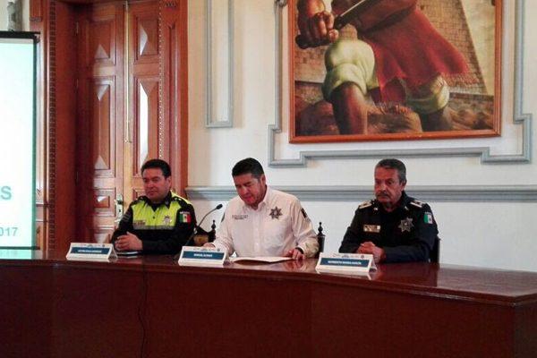En una semana detienen a 114 personas en Puebla capital