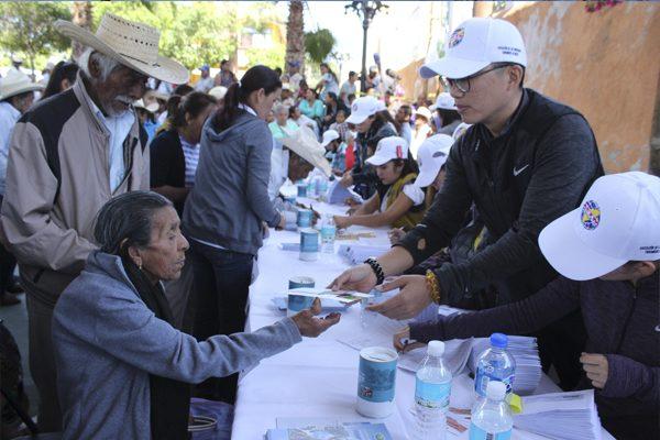 Apoya Taiwán a víctimas del sismo en Puebla