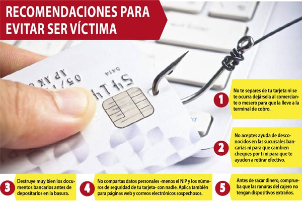 Diciembre, el mes de más fraudes con cheques y tarjetas de crédito