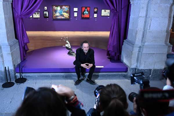 El Museo Franz Mayer abre expo Tim Burton desde hoy y hasta 2018