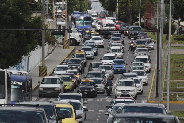 ¡Ojo! Habrá cambios de sentido de vialidades y desvíos de rutas en Puebla