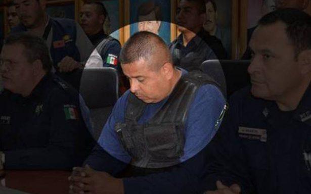 [Video] Asesinan a balazos a jefe policial de Cuauhtémoc, Chihuahua