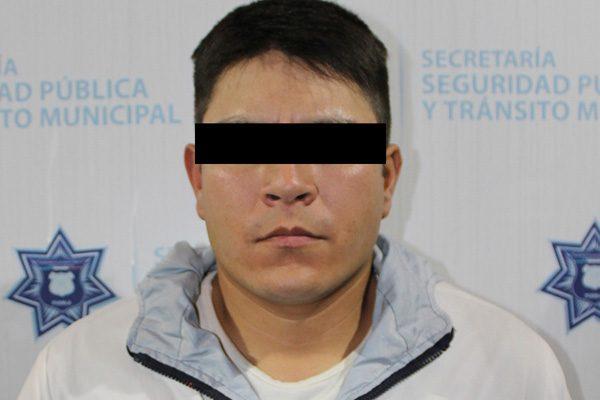 Cae el sujeto que asaltó y violó a la encargada de consultorio dental en Puebla
