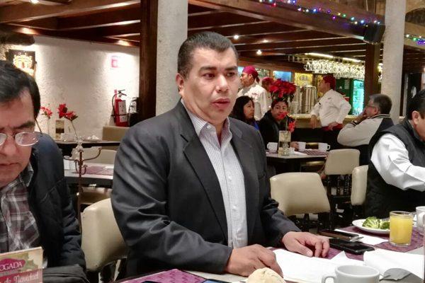 Acusa Javier López Zavala saqueo de sus oficinas