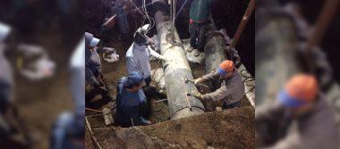 Restablecen servicio de agua en Teziutlán