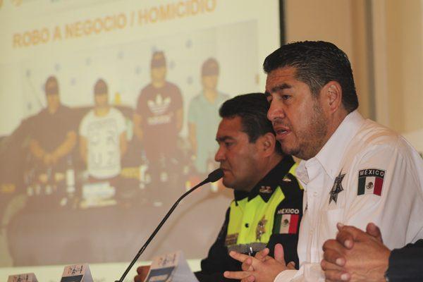 Mil presuntos delincuentes han sido presentados ante el MP en seis meses