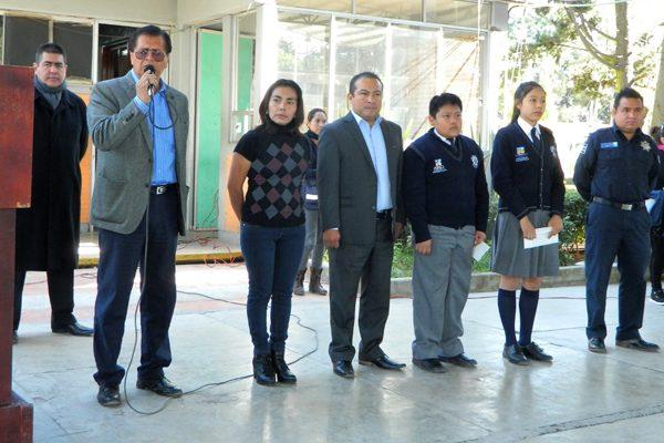 Trabaja Ayuntamiento de Cuautlancingo en prevención de violencia