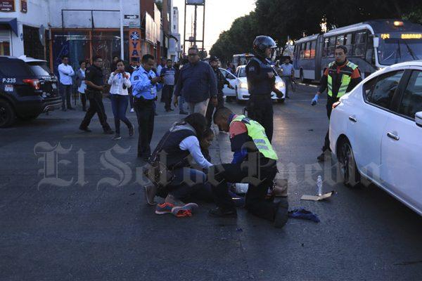 Pasajera de Ruta 3 fallece por bala perdida tras persecución policial