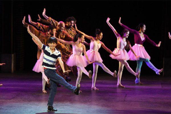 Por primera vez en Puebla el montaje londinense Billy Eliot: El Musical