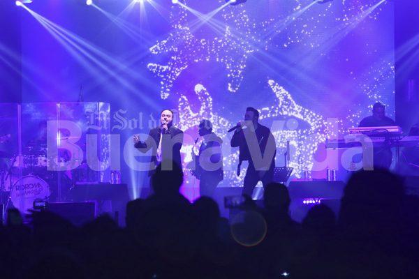 Parque Puebla ofrece concierto de Río Roma