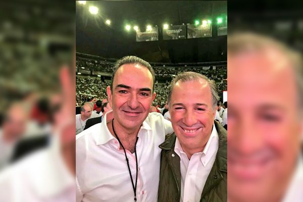 Reprueba Estefan Chidiac reunión de priistas con Barbosa en Atlixco