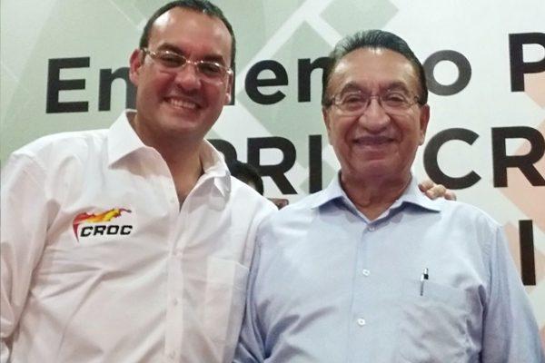 Destapa CROC a Deloya para la presidencia de Puebla