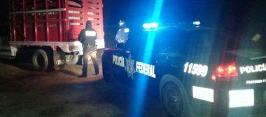Confiscan mil 200 litros de diésel robado en Texmelucan