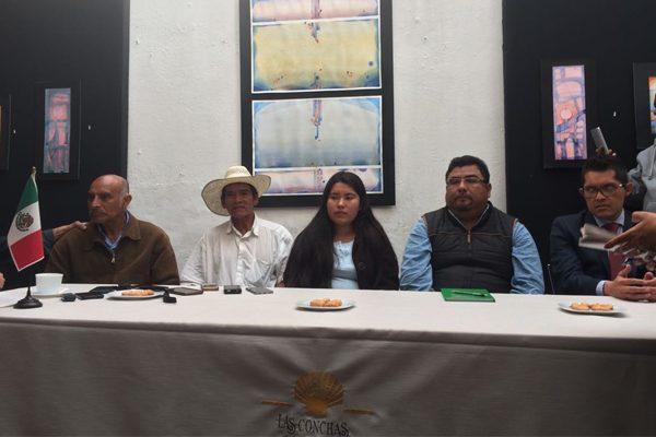 Ganan  comunidades de Puebla amparo contra gaseoducto Tuxpan-Tula