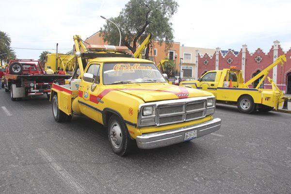 Pueden ser seis las empresas que brinden el servicio de grúas en Puebla capital