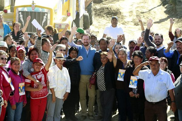 Inicia pavimentación de cinco calles en La Resurrección