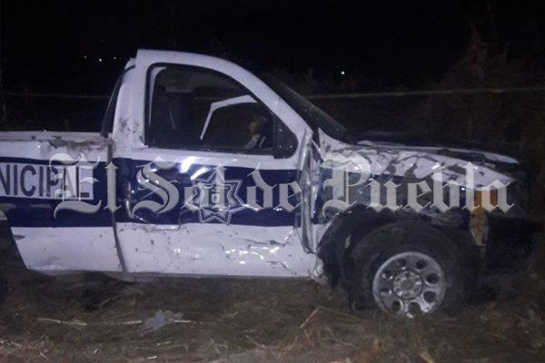 Muere policía por perseguir a ladrones en Huitziltepec