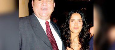 Harvey Weinstein niega acusaciones sexuales de Hayek