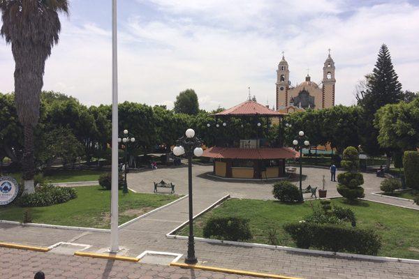 Entregarán viviendas a familiares de migrantes en San Andrés Cholula