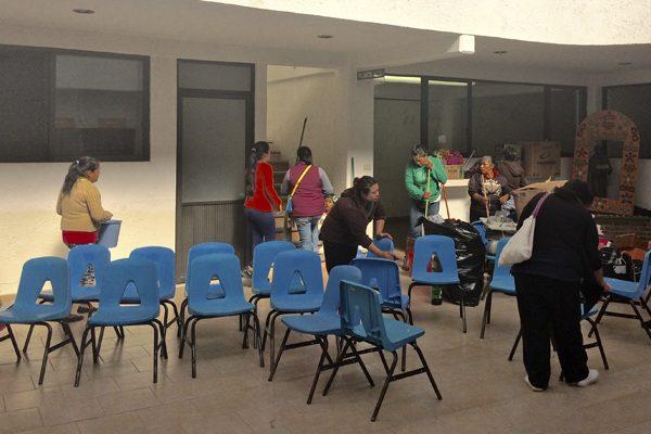 Con videocámaras, reforzarán vigilancia en escuelas de San Andrés Cholula