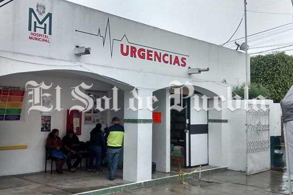 Denuncian anomalías en el Hospital Municipal de Tehuacán