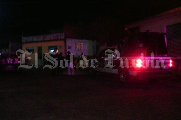 Comando ejecuta a un hombre en Huauchinango