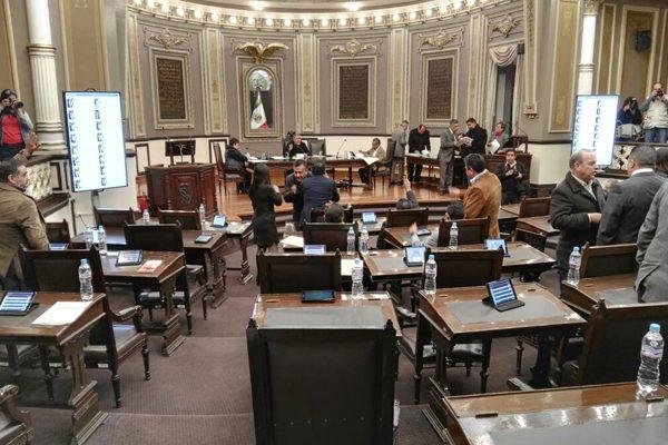 Arranca con FGE el periodo de comparecencias en el Congreso