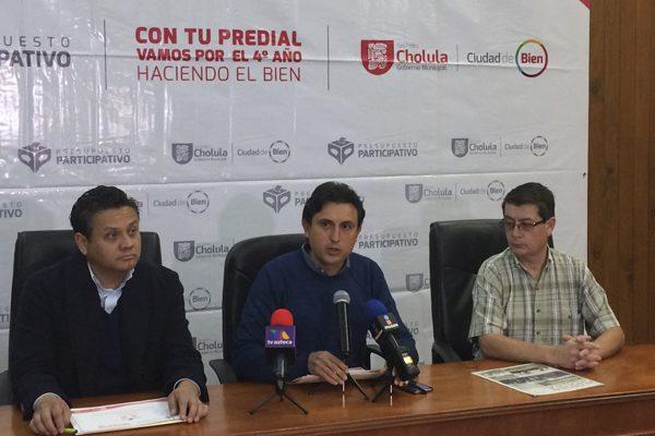 Se endeudará San Pedro Cholula con 50 millones de pesos