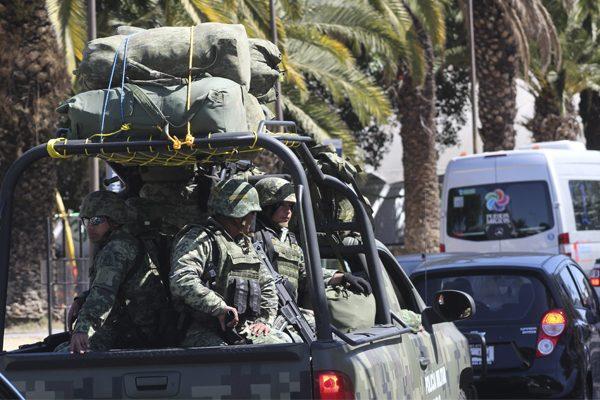 Salida de Ejército de Cholula fue por falta de renovación de convenio: Sedena