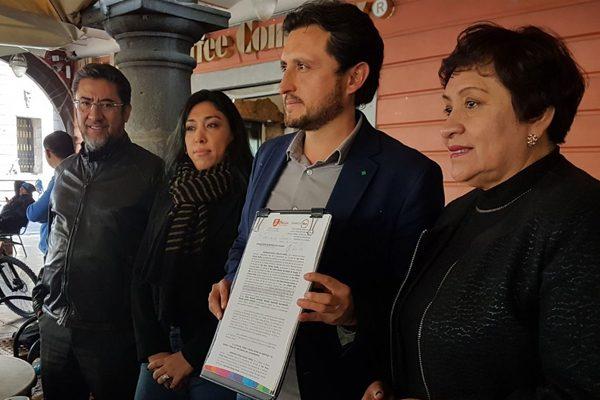 Interpone San Pedro Cholula controversia constitucional contra Ley de Seguridad Interior