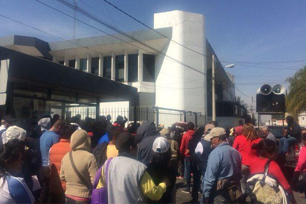 Protesta la 28 de octubre por retiro de rutas ante paso de metrobús