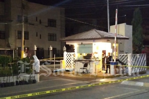 Muere apuñalado un hombre en fraccionamiento Vista Alegre