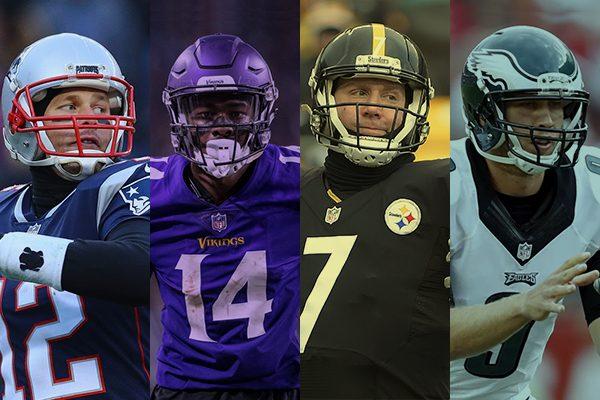 Queda definida la Ronda Divisional en la NFL
