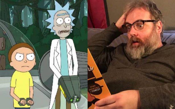 Creador de 'Rick and Morty' se disculpa por haber acosado a guionista