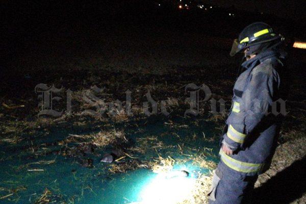 Se registra fuga de combustible en Coronango
