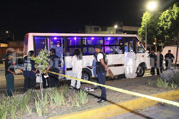 Transporte público, el lugar más inseguro de Puebla: INEGI