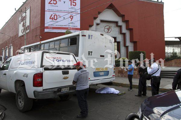 Chofer responsable de muerte de abuelito busca librar cárcel con acuerdo reparatorio