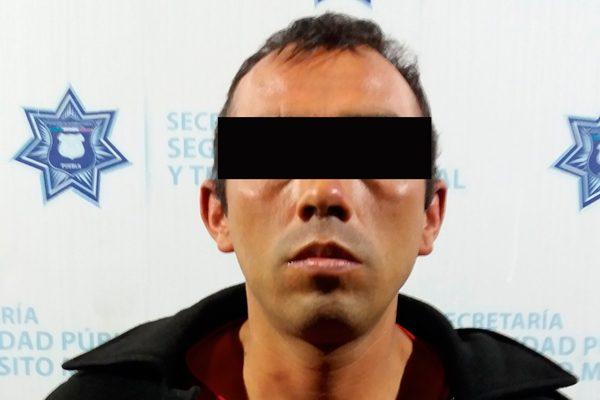 Capturan al presunto asesino de un comerciante en la Belisario Domínguez