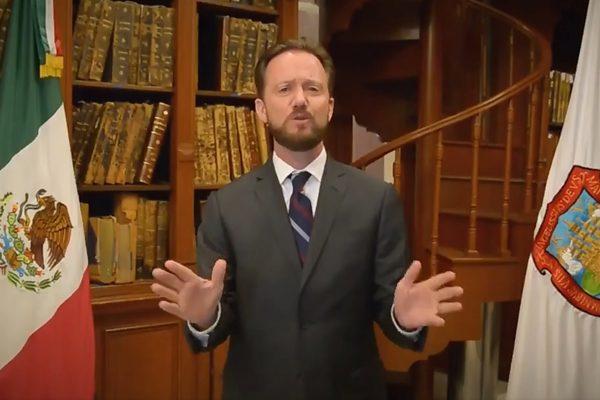 Luis Banck se quedará en el ayuntamiento de Puebla